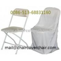 Wholesale Folding Polyester Chair Cover from china suppliers