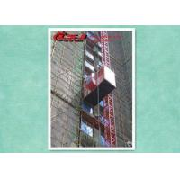 Wholesale Man And Material Construction Elevator Double Cage Overload Protection from china suppliers