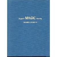 Wholesale MAGIC Book, Hugards monthly 14 to 16 from china suppliers