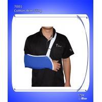 Wholesale Comfortable Cotton Broken Post OP Shouler Arm Sling with Forearm Strap Adjustable Brace from china suppliers
