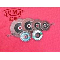 China China Manufacturer CALCINED AL OXIDE FIBER BACKING FLAP DISC for Metal and Stainless on sale