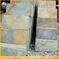 Wholesale Rusty Yellow Slate Tiles from china suppliers