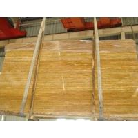 Wholesale Golden Travertine,Turkey Yellow Travertine- from china suppliers
