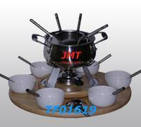 Wholesale 23 PCS S. S. SUPER FONDUE SET from china suppliers