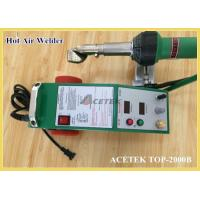 Wholesale 2000B Plastic Vinyl Hot Joint Welding Machine from china suppliers