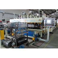 Wholesale PC PP Hollow Sunlight Profile Board Extrusion Production Line from china suppliers