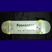 Wholesale Unique PU Hi-Tech Skateboards (PU-3108A) from china suppliers