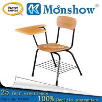 Wholesale Wood Student Chair With Writing Board,wholesale School Furniture from china suppliers
