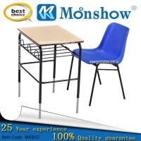 Wholesale Hot Old Europe Style Height Adjustable Desk For Classroom Set from china suppliers