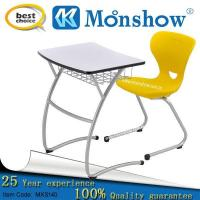 Wholesale Wooden Study Table And Chair For School Furniture,hot Sale School Chair from china suppliers