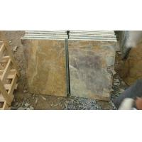 Wholesale Rusty Black Slate Tiles for flooring slate roof from china suppliers