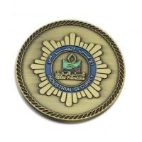 Wholesale Personalized Bronze Qatar Petroleum Coins Best Challenge Coin Manufacturer DC-001 from china suppliers