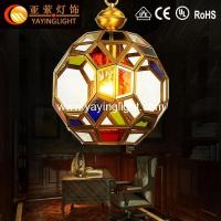 Wholesale Classical brass chandelier MC093-1D from china suppliers