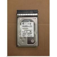 Wholesale 507616-B21 7200 RPM 2TB 3.5 SAS Hard Drive Backup For Server / Storage Unit from china suppliers