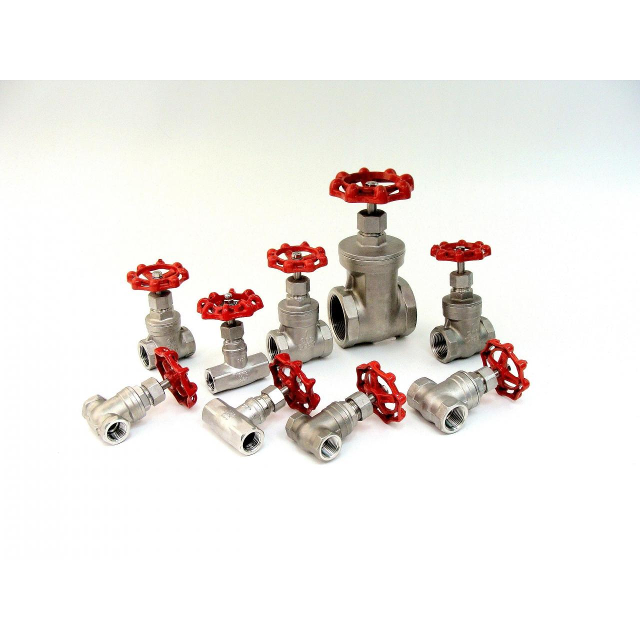 Wholesale SS Gate & Globe Valve from china suppliers
