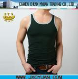 Wholesale Apparel body fit fashion vests men tank tops slim fit from china suppliers
