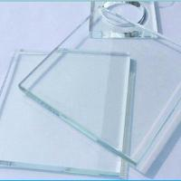 Buy cheap Best Quality Float Glass Tempered Ultra White Clear Low-iron Glass Price from wholesalers