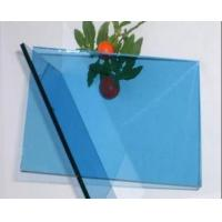 Buy cheap Blue Tempered Glass from wholesalers
