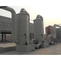 Mist purification tower high purification efficiency and simple operation