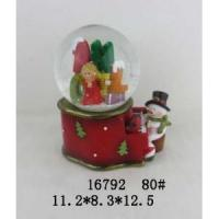 Wholesale Polyresin Waterglobe Item no.:16792 from china suppliers