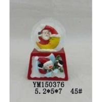 Wholesale Polyresin Waterglobe Item no.:150376 from china suppliers