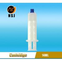 Wholesale Dental Cartridge 14ml 1:1 Disposable Double Dental Empty Silicone Syringe from china suppliers