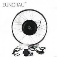 Wholesale High powerful 48v1000w e bike rear hub motor kit e bicycle kit with 850C LCD display from china suppliers