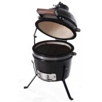 Wholesale 12.5 inch Mini ceramic Green BBQ from china suppliers