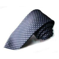 Wholesale Dot Polyester Knitted Necktie from china suppliers