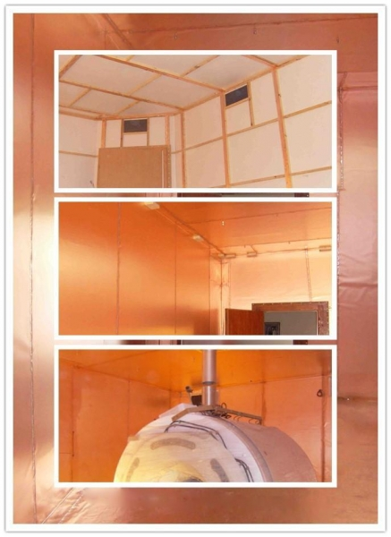 Quality RF Shielding Room Solution to RF Shielding Room Construction for sale