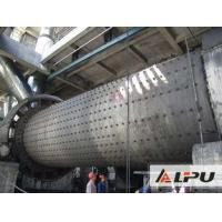 High Performance Cement Ball Mill Critical Speed , Steel Ball Mill