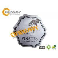 Wholesale Printing Custom Label Tags / Red Wine Bottle Label / Glass Bottle Sticker from china suppliers