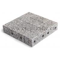 Wholesale Imported Granite (17) grey paving stone PA001 from china suppliers