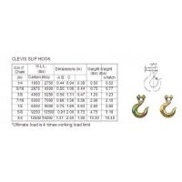 Wholesale US Type Clevis Slip Hook from china suppliers