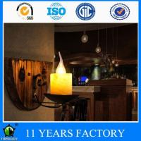 Wholesale Industrial Retro Rustic Loft Decorative Candel Wall Lighting with Metal Holder from china suppliers