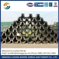 Wholesale High Quality Marine Rubber Arch Dock Fender from china suppliers