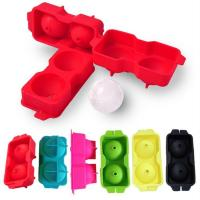 Wholesale silicone ice glass mould tray for ice glasses and fda grade silicone ice glass mold from china suppliers