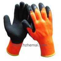 China HKL620 Thermal latex foam coated glove acrylic shell on sale