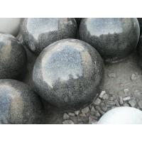 Wholesale Construction Polished Black Granite G654 Stone Ball Sphere from china suppliers