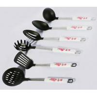 Wholesale Description: 6pcs Nylon Utensil from china suppliers
