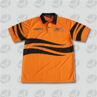 Wholesale Custom sublimation printed Polo t shirt with 100% polyester from china suppliers