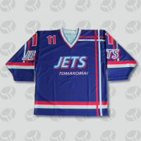 Wholesale Custom made canada team breathable ice hockey jerseys from china suppliers