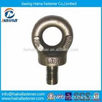 Wholesale BS4278 Galvanized Collared Eye Bolts from china suppliers