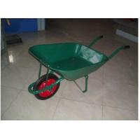 Wholesale Garden Wheel Barrow With Green Color from china suppliers
