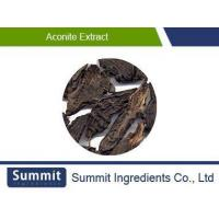 Wholesale Aconite Extract 5:1, Aconitum Carmichaeli Debx., Aconite Root Powder from china suppliers