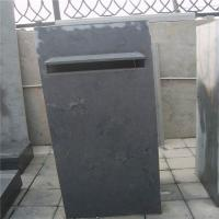 Wholesale Hot Selling Decorative Blue Stone Mailbox and Limestone Lamps from china suppliers