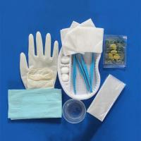 Wholesale Disposable Medical Surgical Sterile Basic Dressing Set Kit from china suppliers