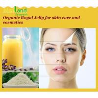 Buy cheap Premium Cosmetic Grade Royal Jelly Powder for Anti-aging Products,creams, Lotions and Gels from wholesalers
