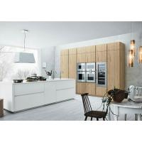 Wholesale Kitchen NK134:Melamine+lacquer desisn kitchen cabinet from china suppliers
