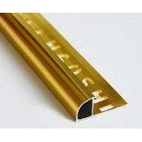 Wholesale Aluminum Countertop Edge Trim Extrusion Profile from china suppliers